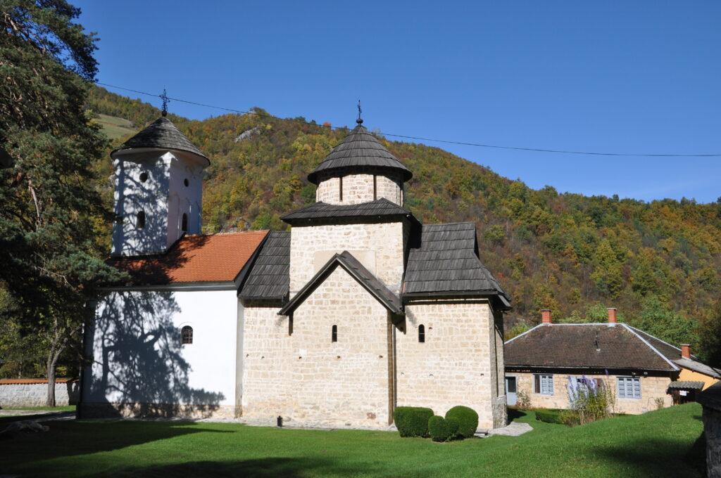 Манастир Пустиња