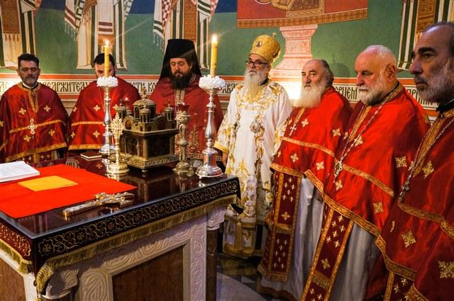Преподобни Макарије Велики свечано прослављен у Убу