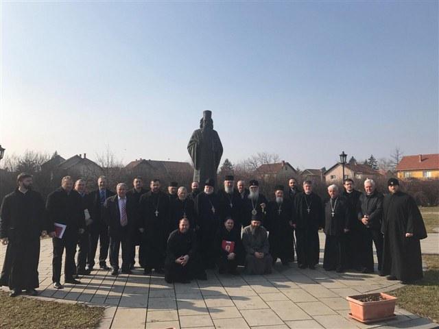 Седнице Епархијског управног одбора и Епархијског савета Епархије ваљевске