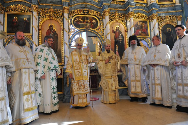Посета Архиепископа Георгија и прослава Сретења у Епархији ваљевској