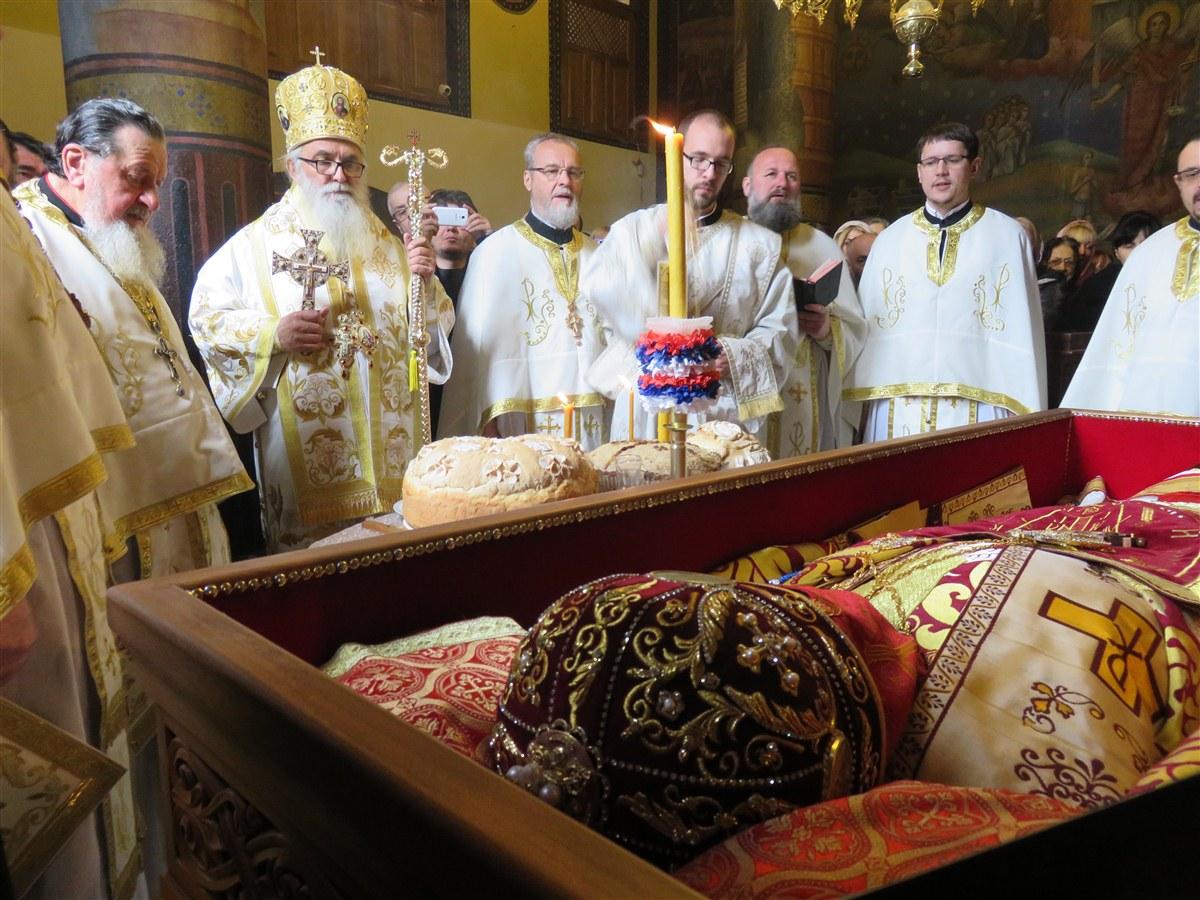 Лелићко сабрање на дан престављења Светог Владике Николаја