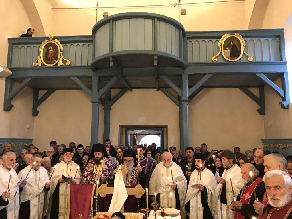 Молитвени опроштај од проте Предрага Николића