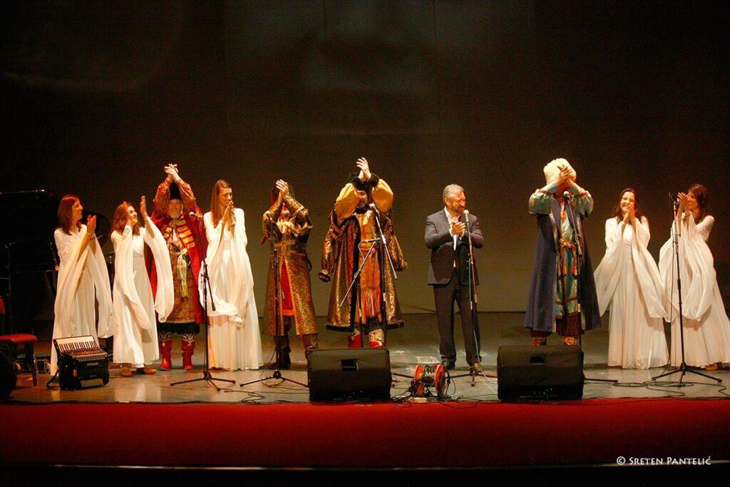 Манастир Ћелије приредио Васкршњи концерт у Центру за културу
