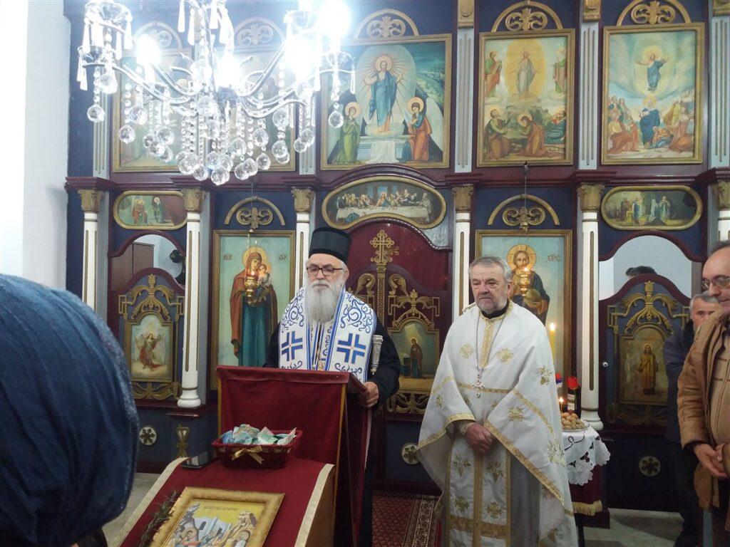 Лазарева субота, слава капеле на Новом гробљу у Ваљеву