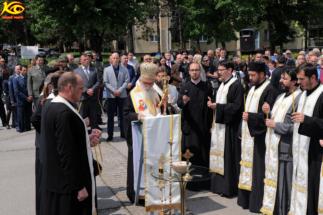 Молитвени помен хероју Миленку Павловићу