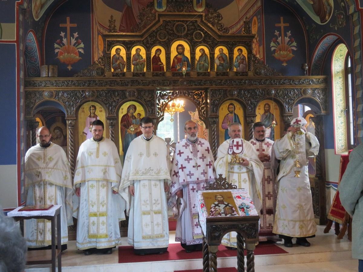 Храмовна слава цркве у Дупљају