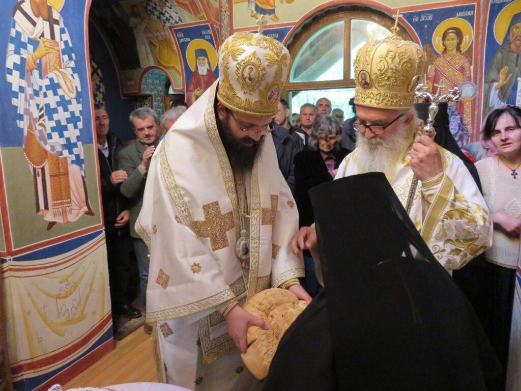 Свети Василије Острошки – слава капеле манастира Пустиња
