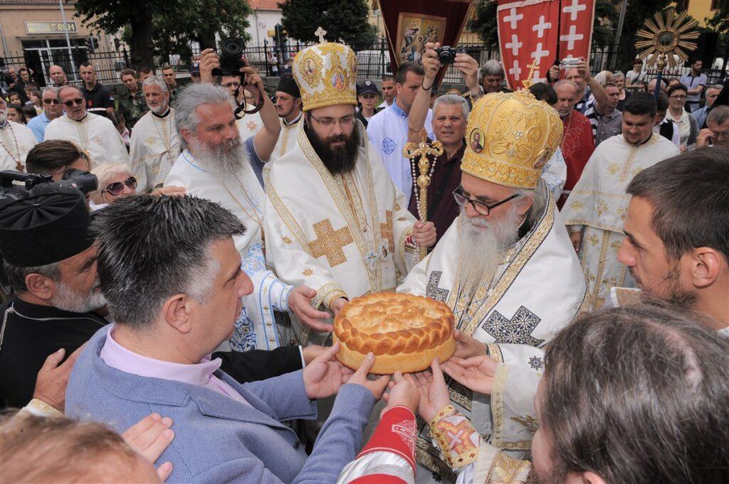 Град Ваљево прославио своју крсну славу Друге Тројице