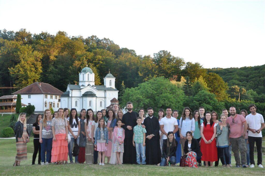 Поклоничко путовање СОЗ – а манастирима Троноша, Тавна и Каона