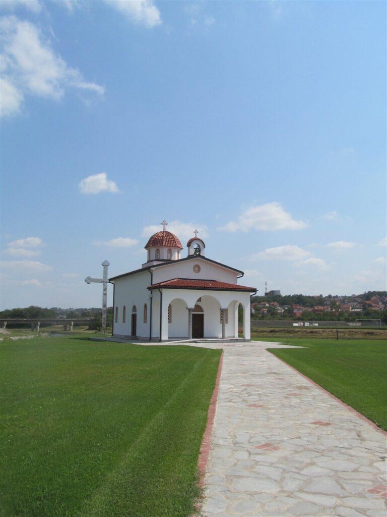 Велика благодарност за наставак радова на Храму Светог Нектарија