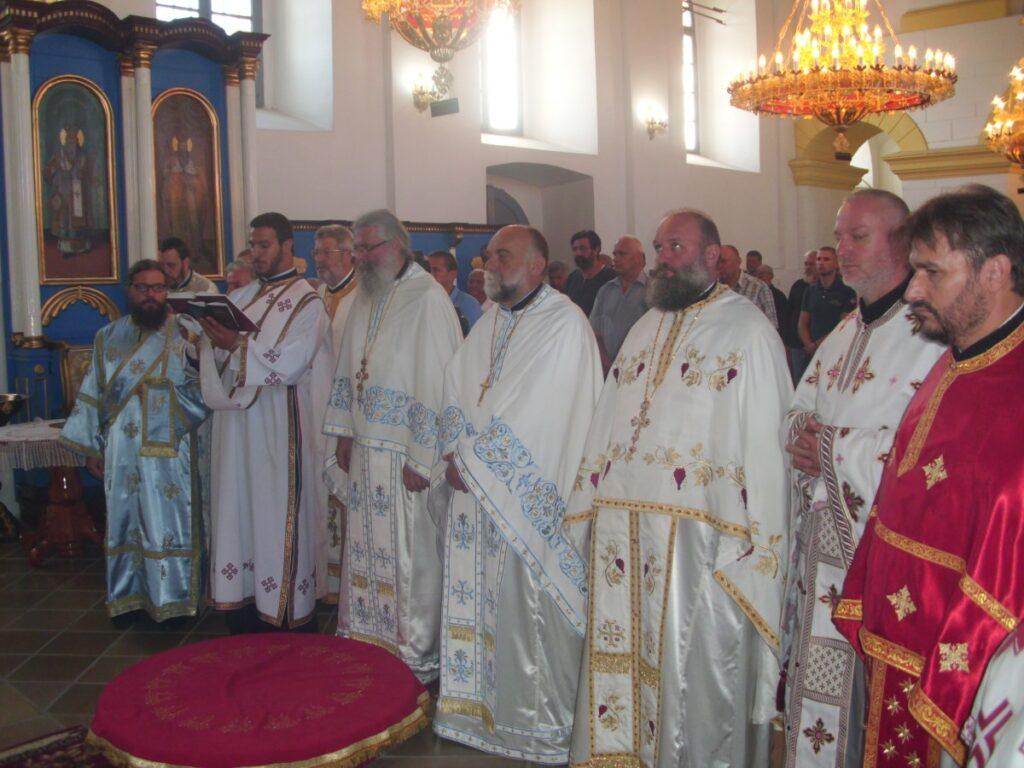 Свети Симеон Столпник – слава братства храма у Мионици