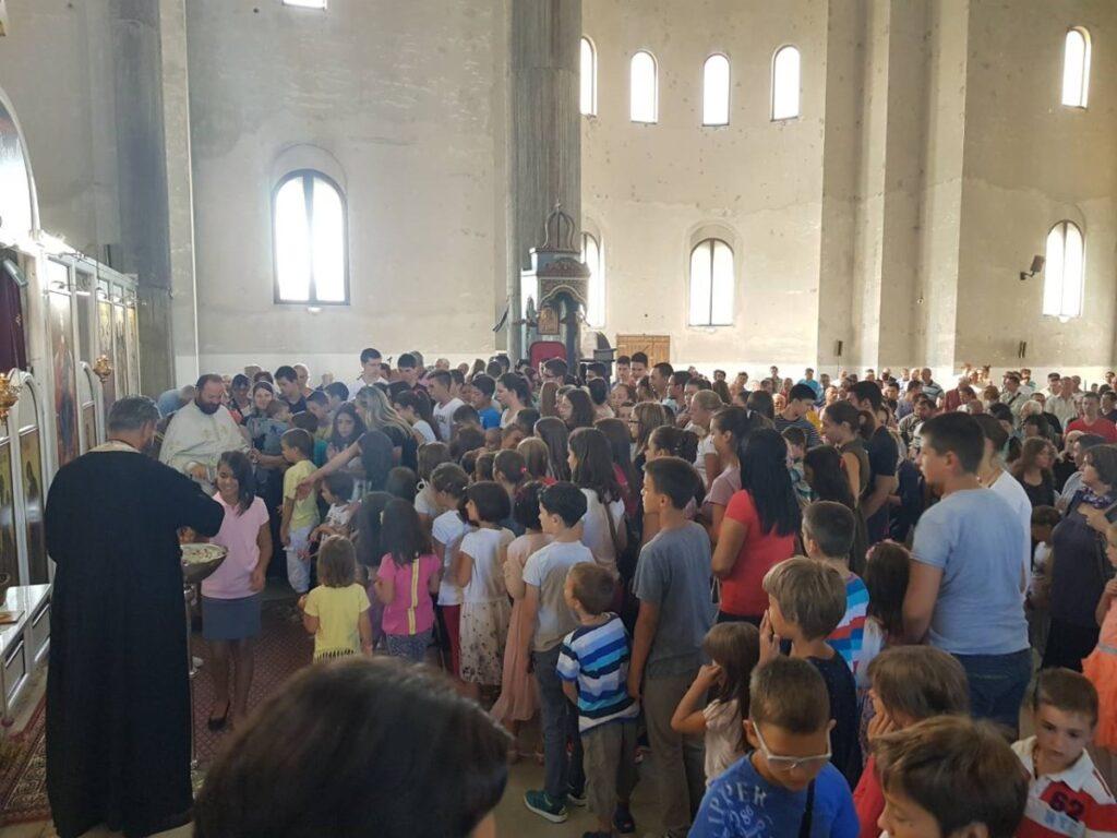 У Епархији ваљевској молитвено обележен почетак школске године