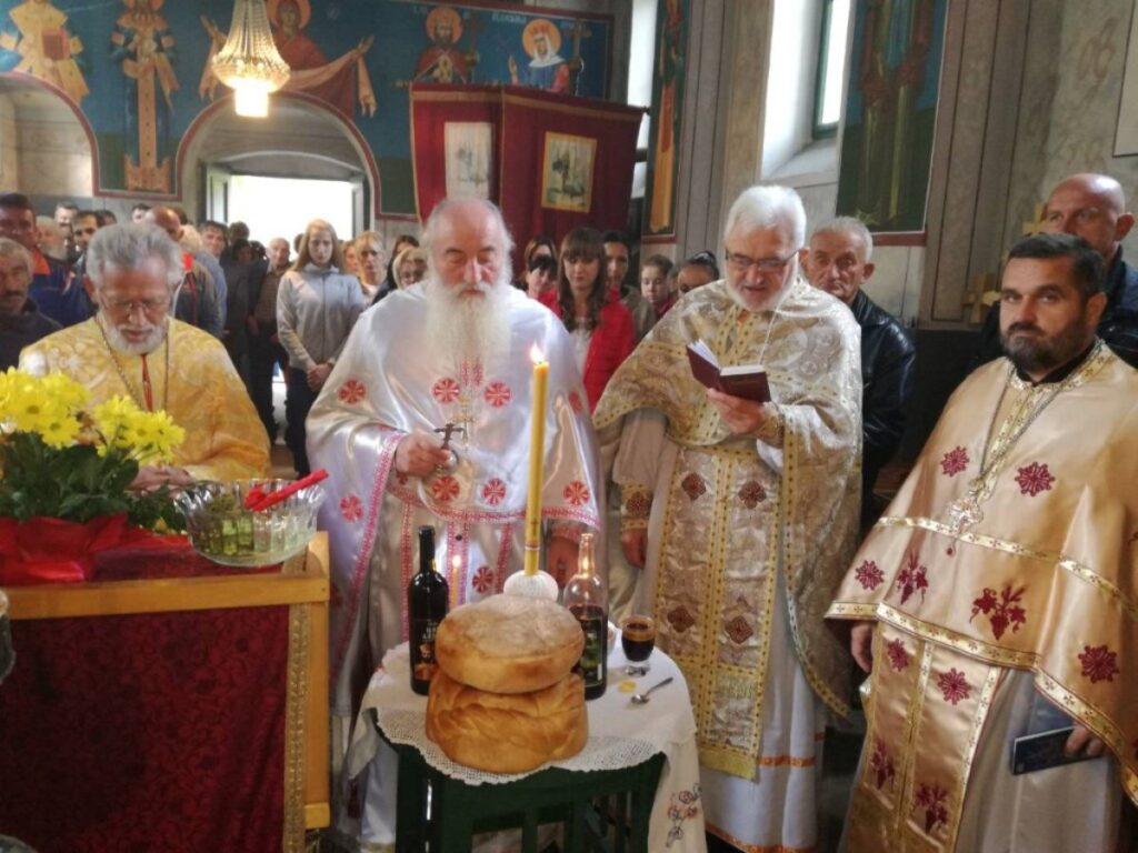 Покров Пресвете Богородице – слава ПНХЗ у Миличиници