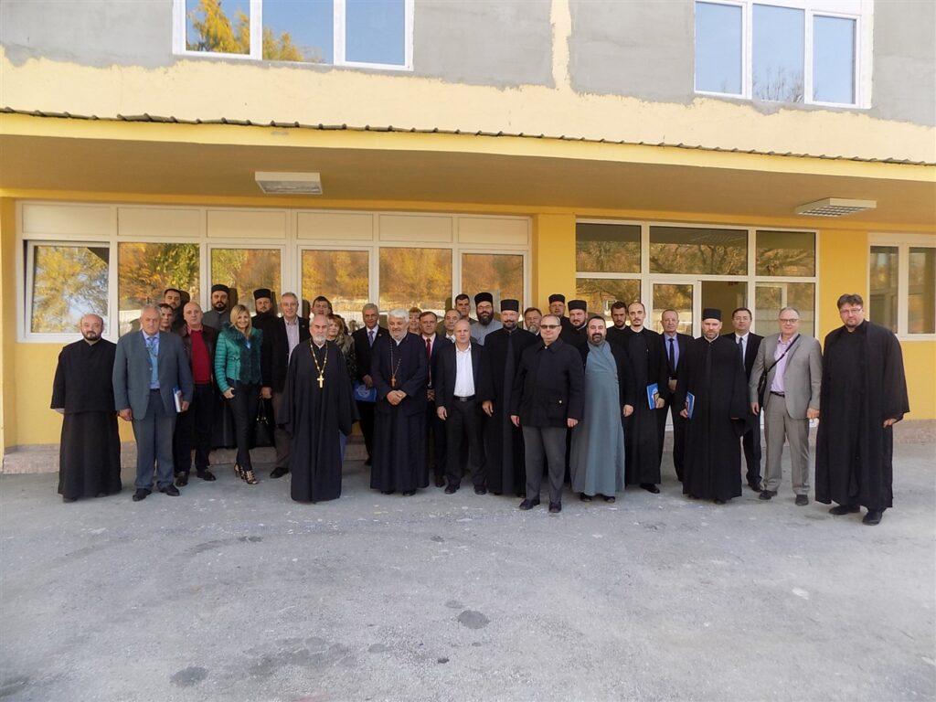 Трећи редовни састанак затворских свештеника одржан у Ваљеву