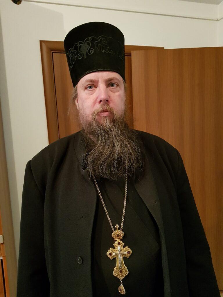 Сусрети: Архимандрит Доротеј (Форшнер), старешина манастира Свете Тројице у Бредареду (Шведска)