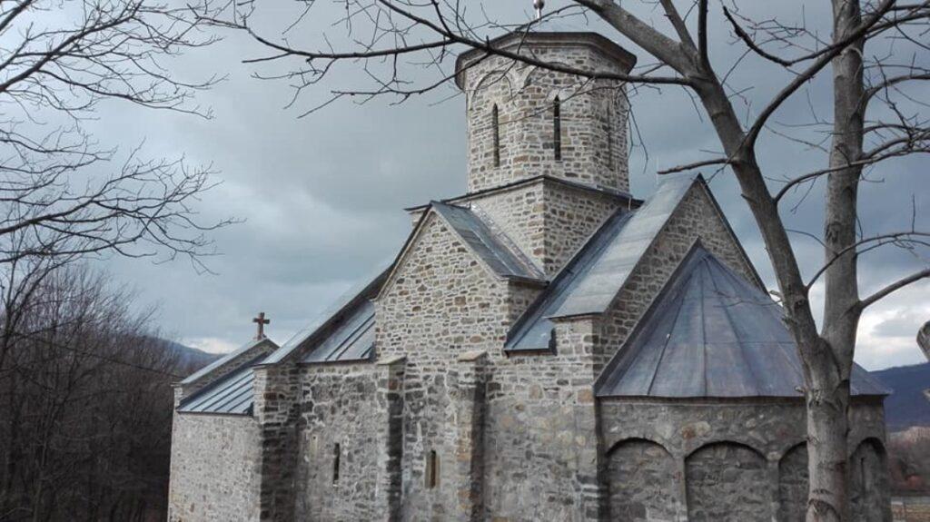 Обнова манастира Ваведења Пресвете Богородице у Славковици