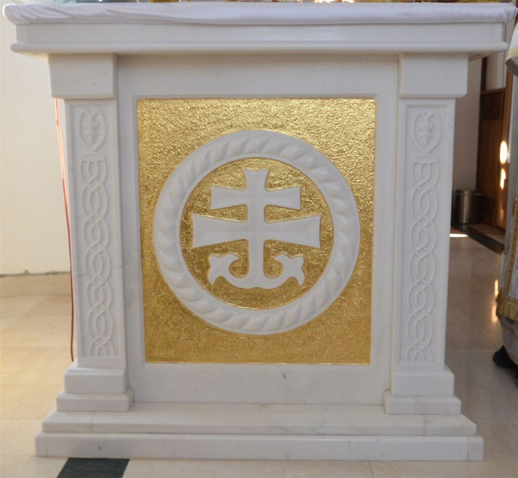 Васкрс у Храму Светог Нектарија