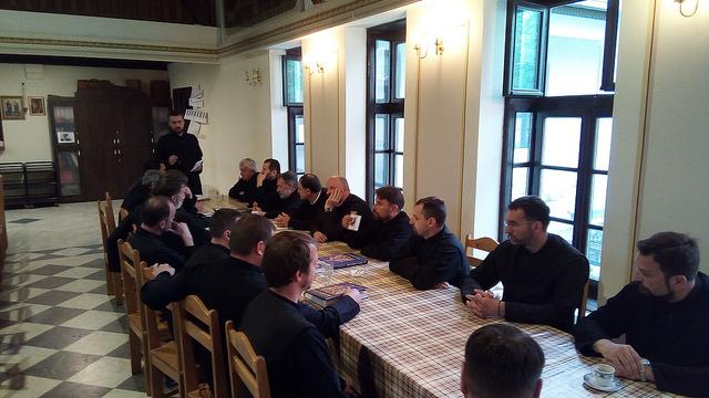 Састанак свештенства посавског намесништва