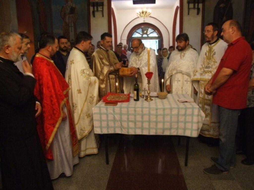 Свети пророк Јеремија – слава ПНХЗ у Лајковцу