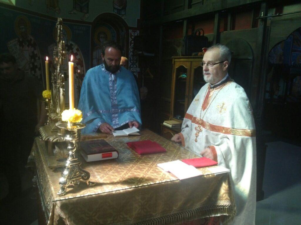 Празник Свете Педесетнице у Осечини