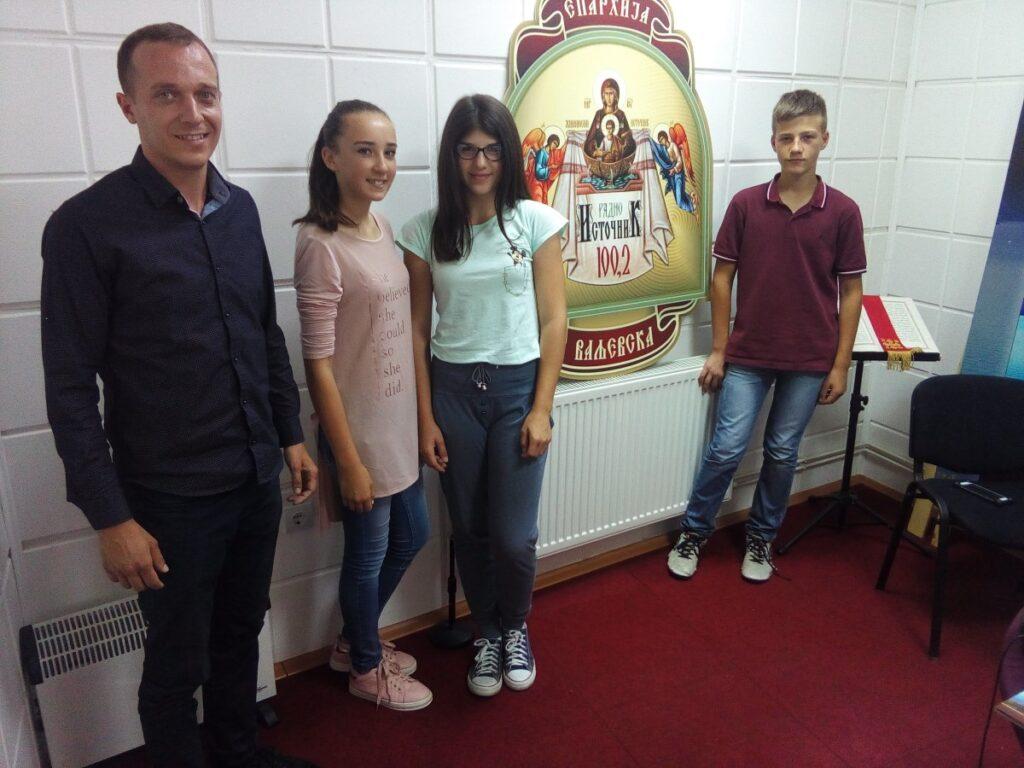 Анђела, Јована и Стефан о посту и Миланском едикту