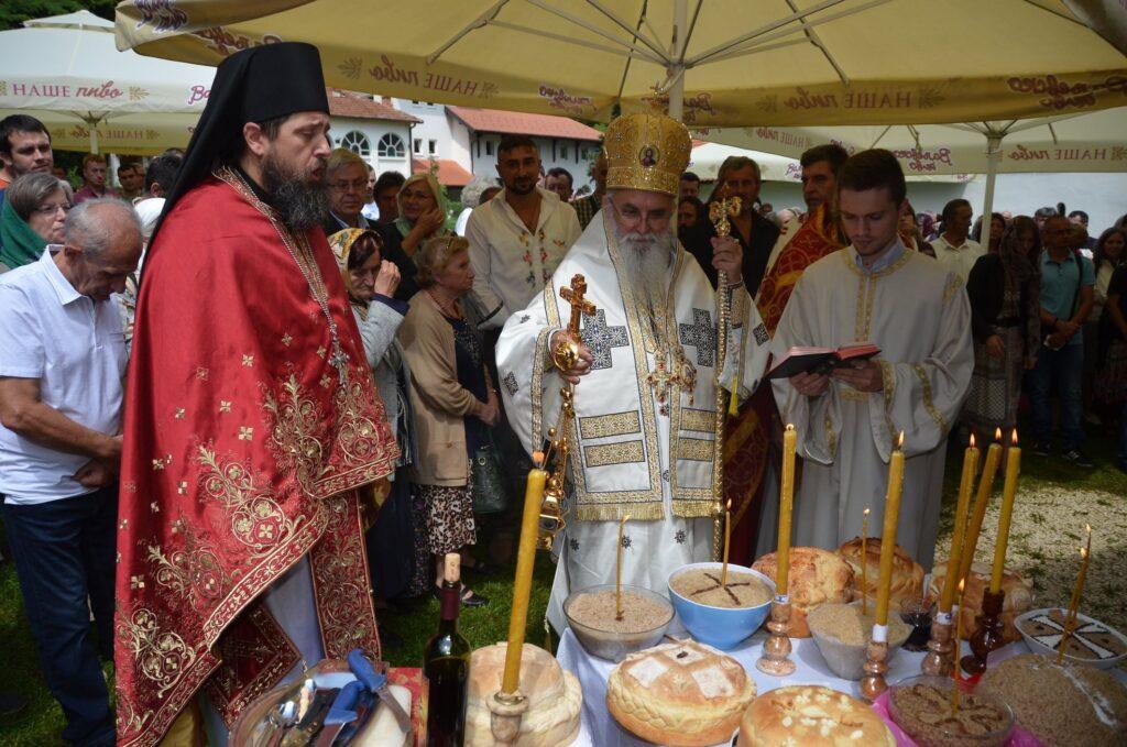 Беседа блаженопочившег Епископа Милутина са прославе Ивањдана 2019. године у манастиру Јовања