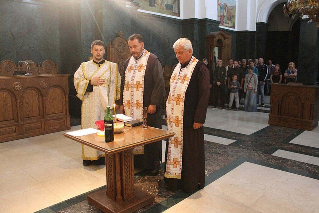 Преносимо: Парастос генералу Драгољубу Михаиловићу-Дражи