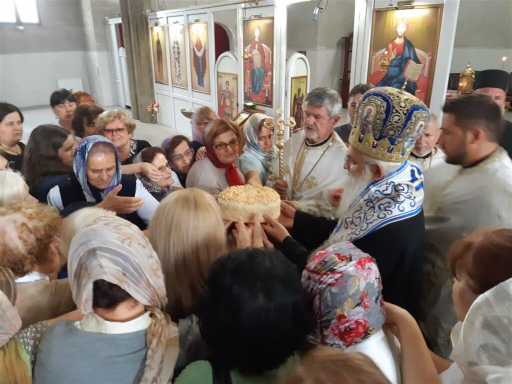 Коло српских сестара прославило своју небеску покровитељку Преподобну Мати Евгенију