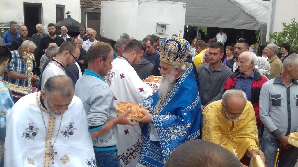 Прослава Успења Пресвете Богородице у Пецкој