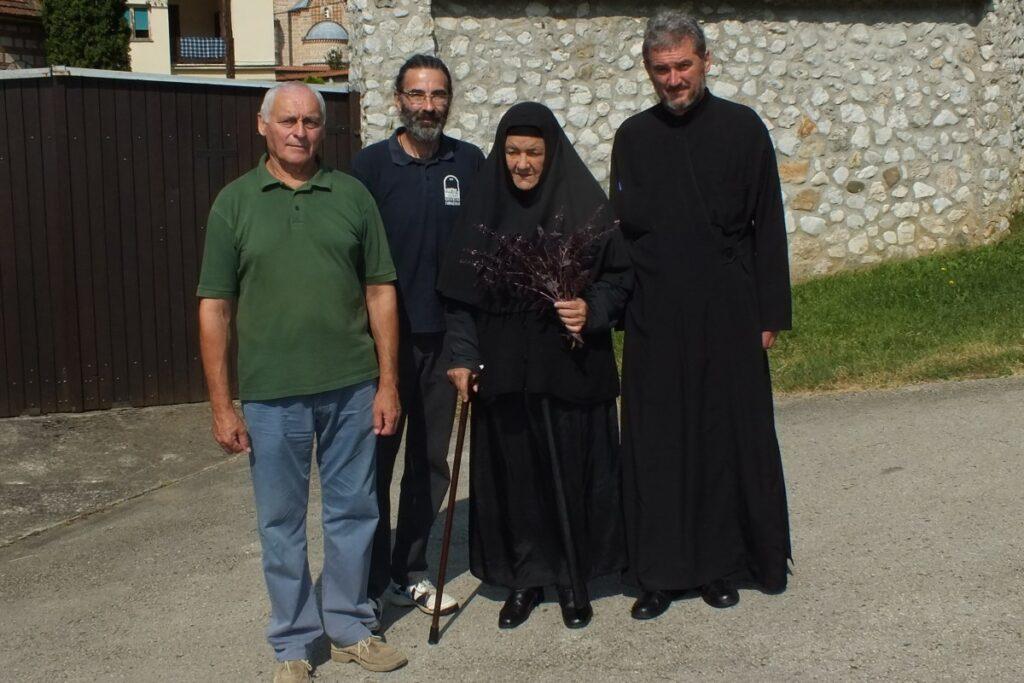Драгоцена подршка манастира Ћелије милосрдним активностима братства ПНХЗ