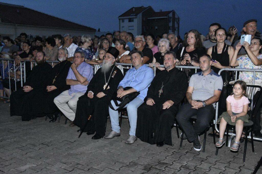 Илинданско сабрање при Храму Светог Георгија у Новом Ваљеву