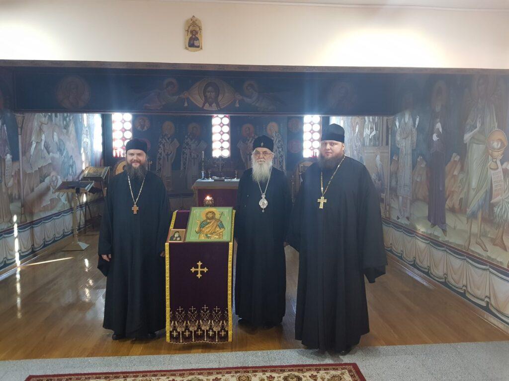 Духовници из Русије у посети Епархији ваљевској
