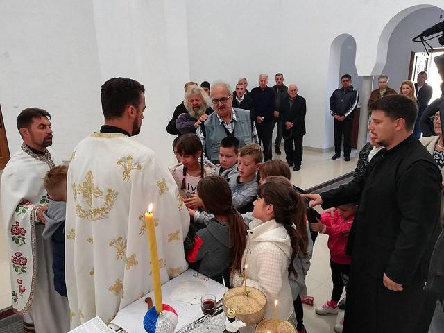 Прослава храмовне славе у Јошеви