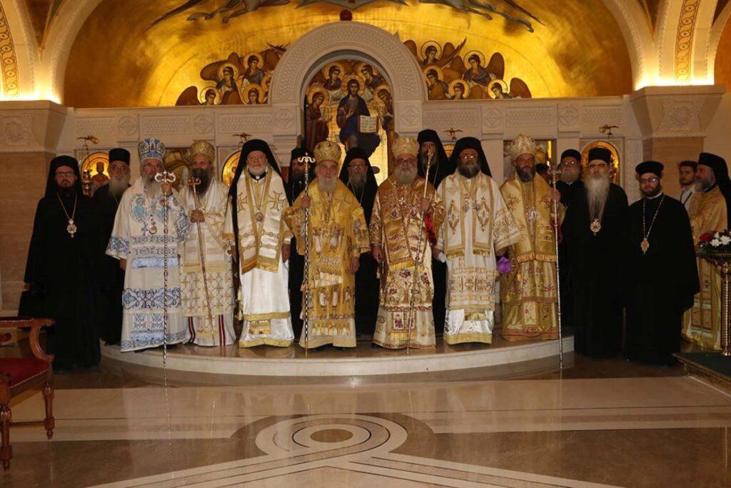 БЛАГОСЛОВЕН КОЈИ ДОЛАЗИ У ИМЕ ГОСПОДЊЕ! Његово Блаженство Патријарх антиохијски и свега Истока г. ЈОВАН X у посети Српској Православној Цркви