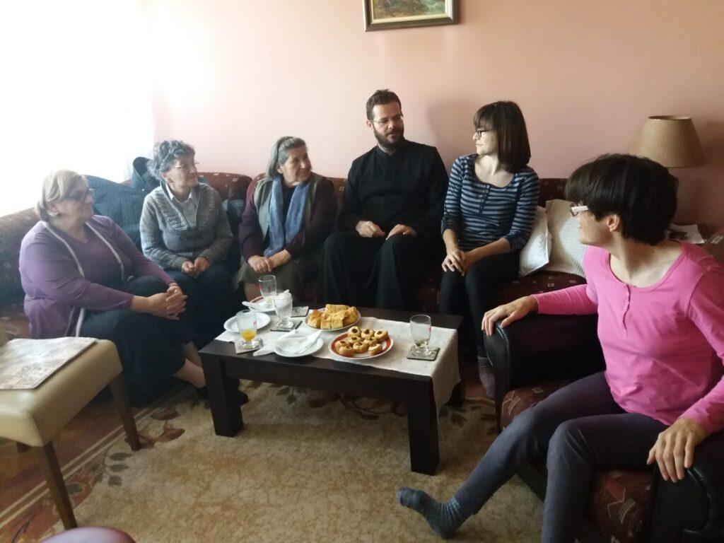 Посета КСС сестрама Шофранац