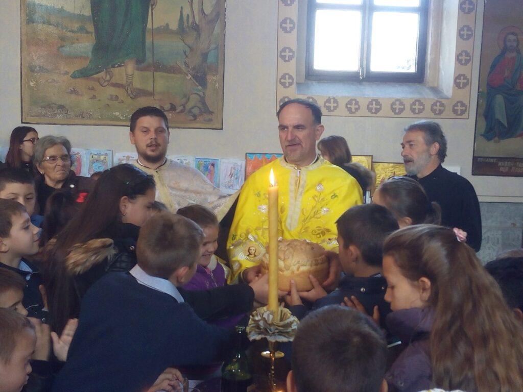 Прослављена храмовна слава у Љубинићу