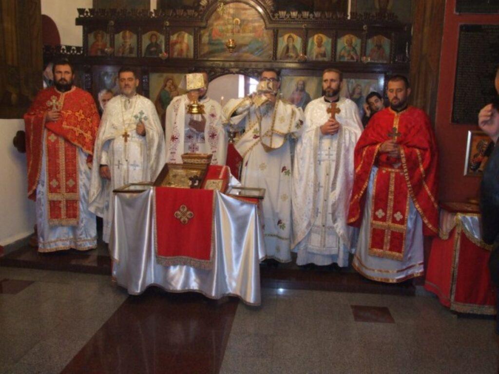 Свети великомученик Димитрије – слава храма у Лајковцу