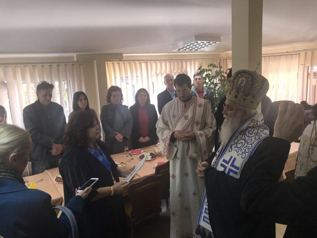 Орден Светог Владике Николаја Заводу за јавно здравље Ваљево