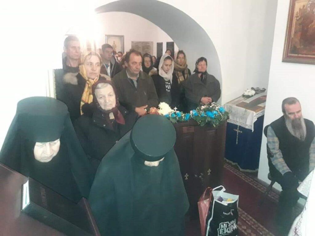 Празник Ваведења Пресвете Богородице свечано  прослављен  у манастиру Докмир код Уба