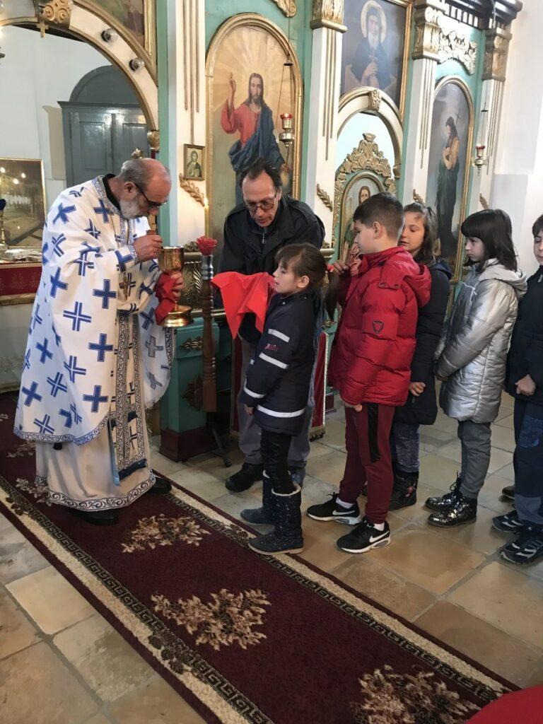 Ваведење Пресвете Богородице у Мионици