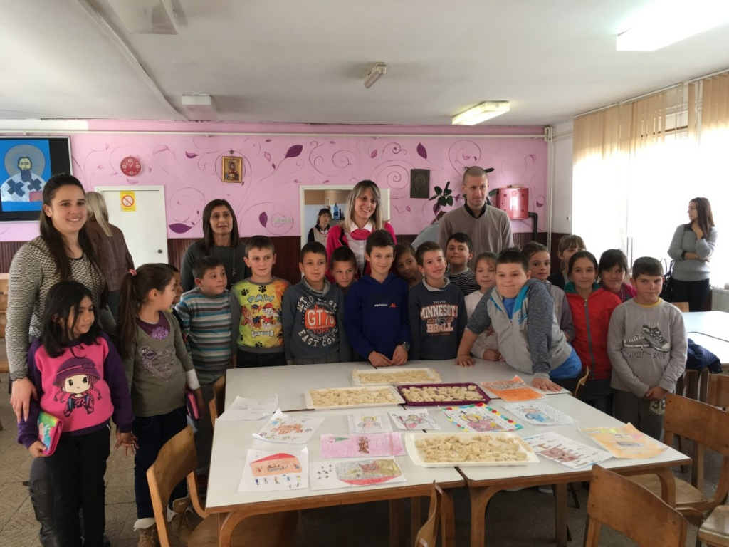 Изложба Народног музеја у школи у Памбуковици