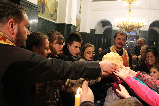 Светосавска омладинска заједница у Обреновцу прославила Крсну славу