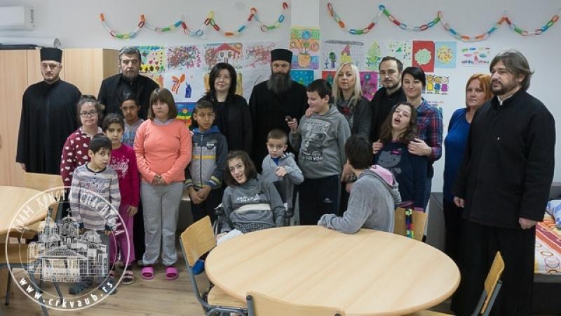 Светосавска посета хришћанске заједнице Светог Макарија Великог у Убу