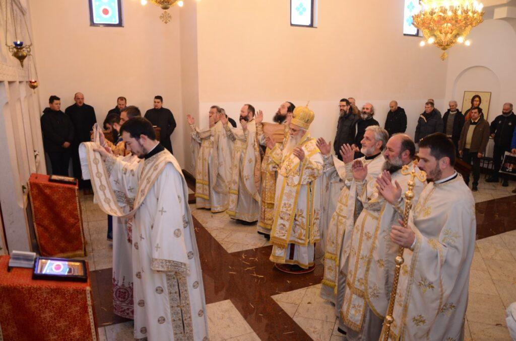 Други дан Божића у Храму Светог великомученика Георгија у Новом Ваљеву
