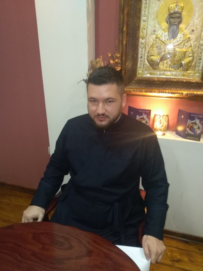 Протонамесник Филип Јаковљевић упутио честитку у име Епископа Милутина