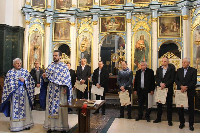 Сретенска Заклетва новог Црквеног одбора