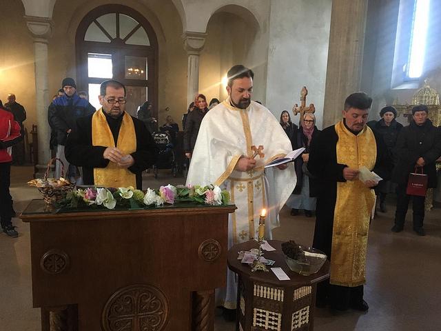 Сретење – Црква Сабора Срба Светитеља Обреновац