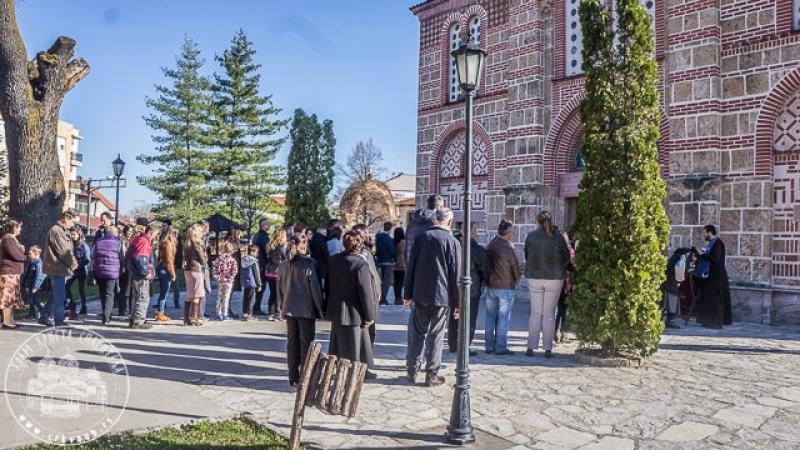 Теодоровова субота и Недеља Православља у Убу