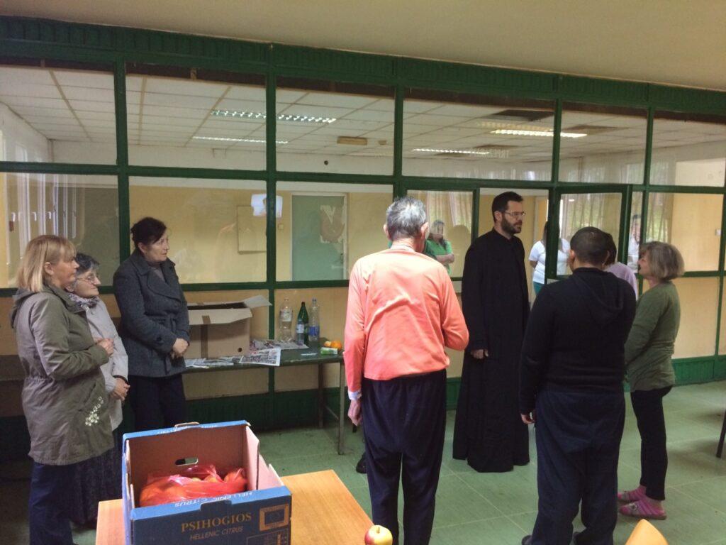 Коло српских сестара посетило Одељење психијатрије
