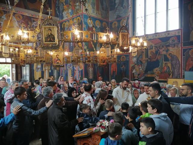 Слава манастира Грабовац
